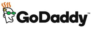 Logo for Godaddy