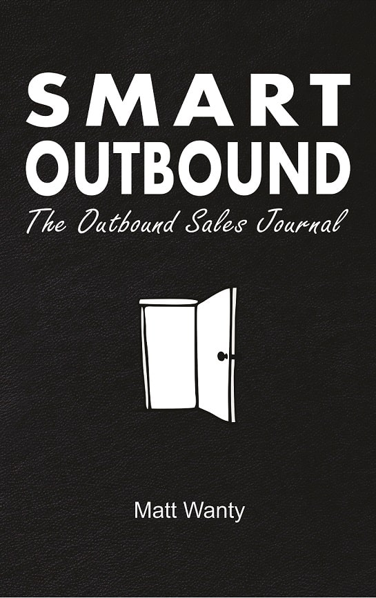 Cover for Smart Outbound: The Outbound Sales Journal