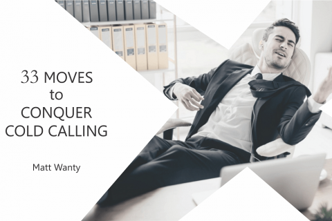 33 Moves to Conquer Cold Calling cover