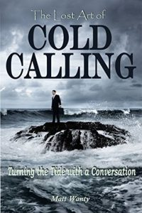 Cover art for book The Lost Art of Cold Calling